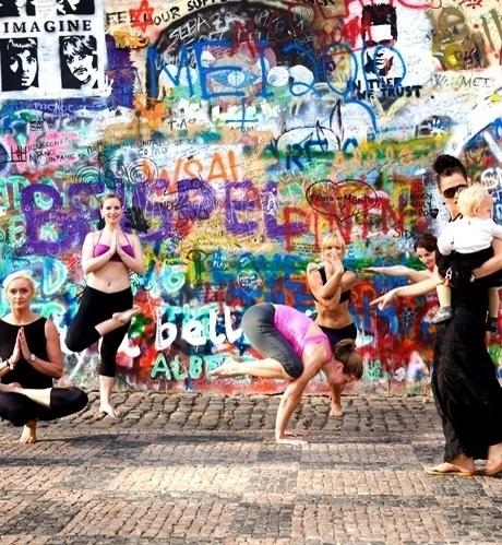 O Bikram Yoze - Bikram Yoga Prague - nejlepší joga v Praze