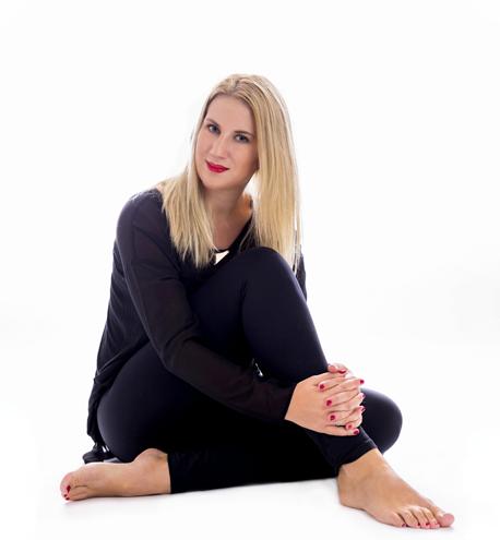 instruktoři  sylvie jedlickova  bikram yoga prague